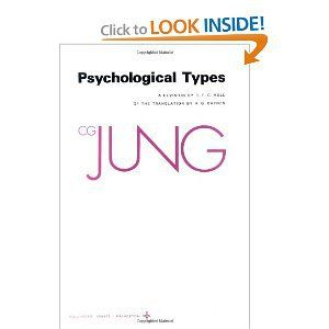 Jung, C. G. – The Psychological Types