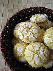 Ghoriba Marokkaanse koekjes