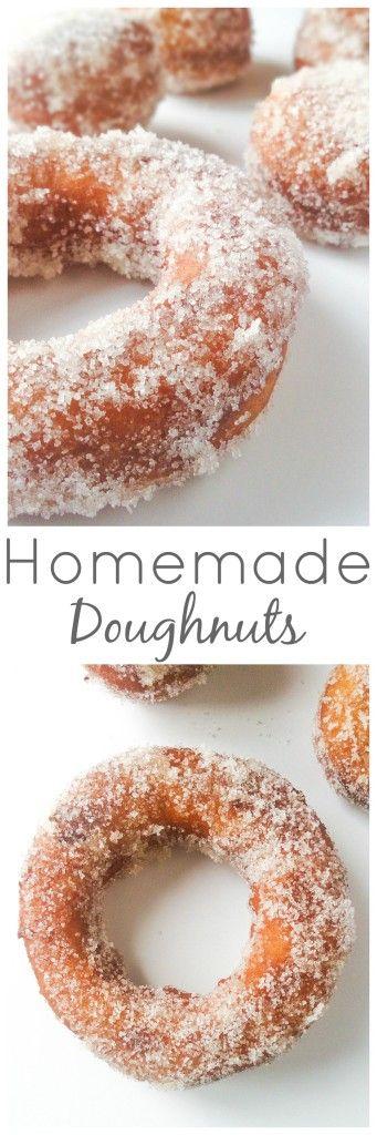 Homemade Doughnuts | Marsha's Baking Addiction