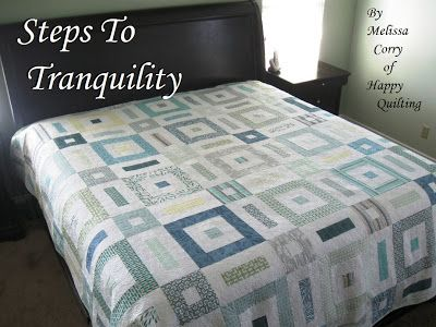 Steps To Tranquility - A Tutorial and Giveaway