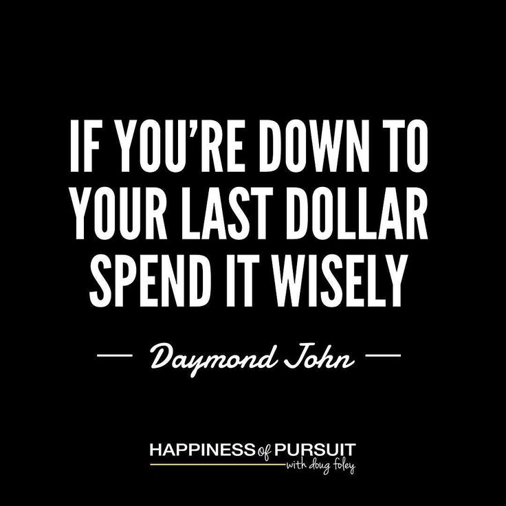 """If you're down to your last dollar - spend it wisely. @thesharkdaymond  #riseandgrind #entrepreneur #instadaily #instagood #motivation . If you're a fan of underdogs you'll love """"The Power of Broke"""" . There's a lot to be said about the underdog entrepreneurs who don't have a choice but to succeed. . One of my favourite quotes which I reference often is """"if you want to take the island you need to burn the boats."""" . When you're actually down to your last dollar you're forced to get creative…"""