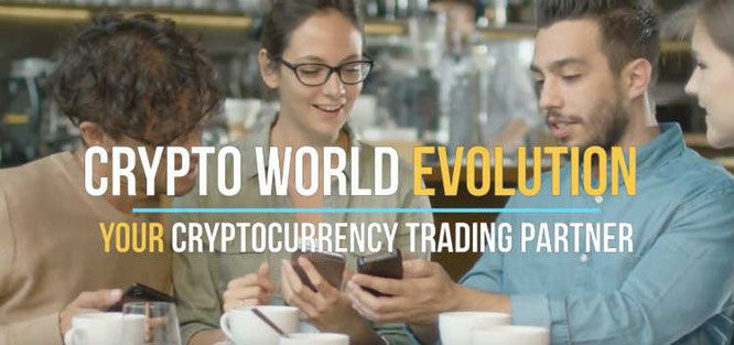 We don't recommend Crypto World Evolution.