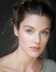 Lucy Griffiths from True Blood as Anastasia Steele