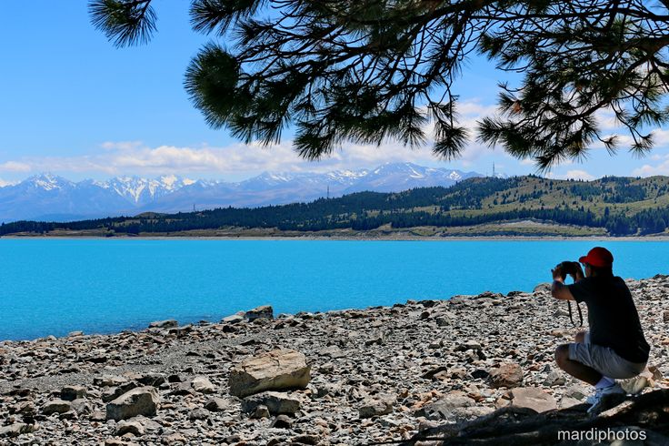 Beautiful Lake Pukaki