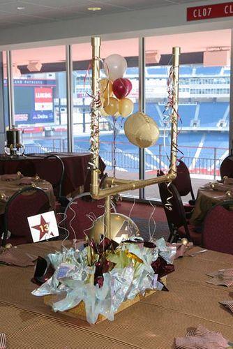 Best football banquet ideas on pinterest senior