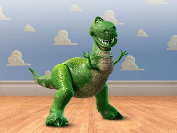 T-Rex - Toy Story