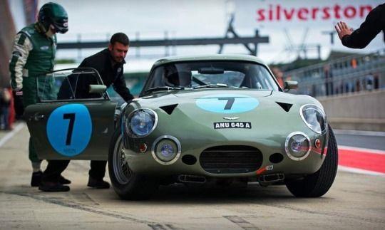 Aston Martin Project DP214 - 1963 - International Tropy