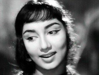 Sadhna old Bollywood actress