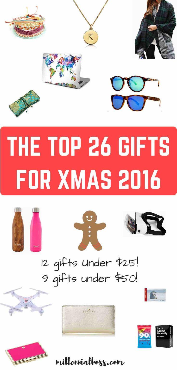 Top Christmas Gifts 2016 List
