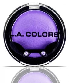 L.A. COLORS Cosmetics - Eyeshadow Pot - get this in any colors not covered by the other palettes (I'm sure I'll be picking up replacement white and pink here once they run out on the palettes)