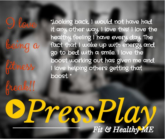Press play what are you waiting for?