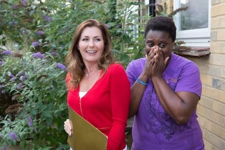 Brockley mum's £50,000 People's Postcode Lottery win predicted by psychic.