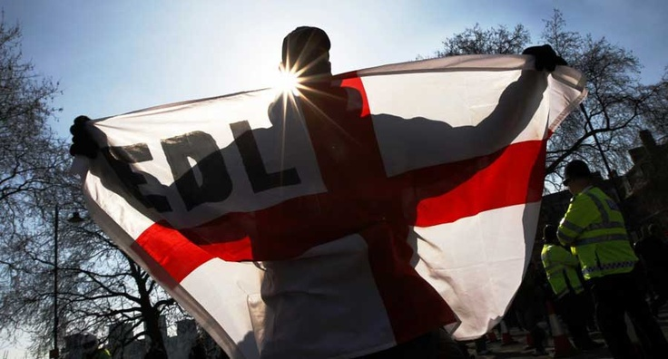 How EDL leader misled the BBC about condemning attacks on Muslims