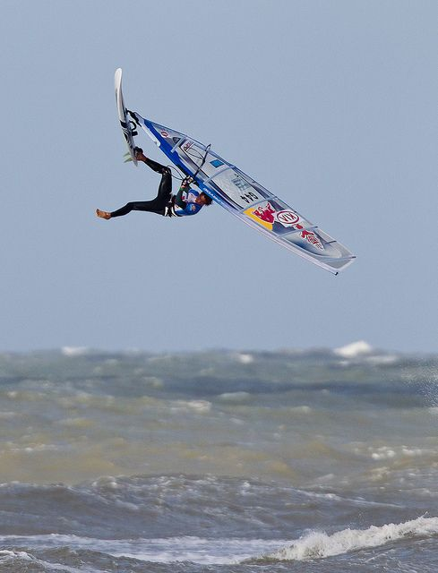 Windsurfing world cup in Klitmøller 2011 by Rasmus_hald, via Flickr