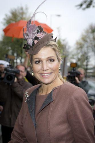 Queen Máxima, Nov 5, 2013 | The Royal Hats Blog
