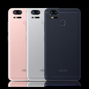 Asus apresenta na Ces novos smartphones ASUS ZenFone AR e o ASUS ZenFone 3 Zoom