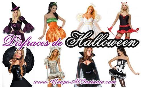 #Disfraces #sexys para #Halloween por @Janet Swanson Al Instante www.guapaalinstante.com