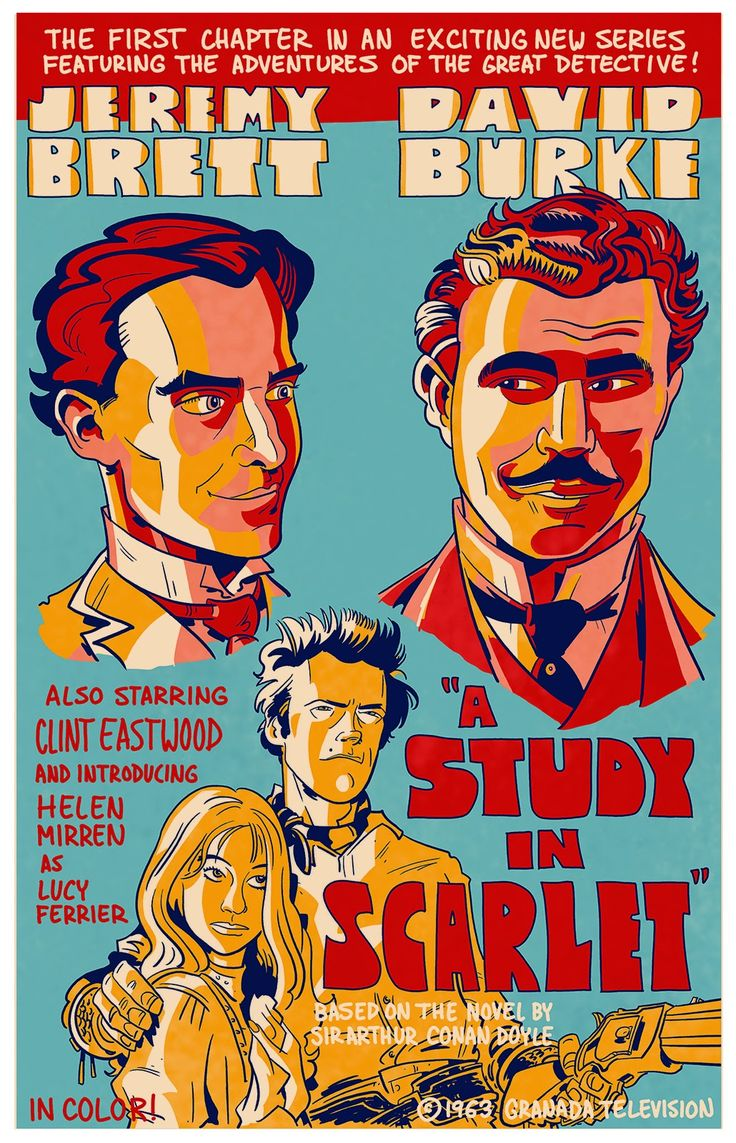 Sherlock Holmes (1984 TV series) - Wikipedia