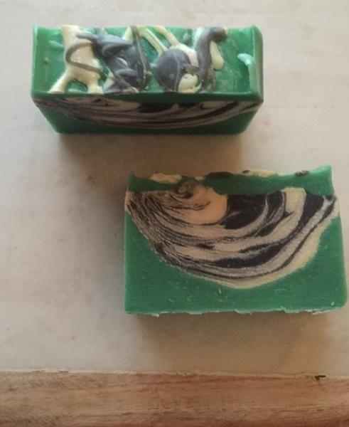 Lemongrass handmade soap