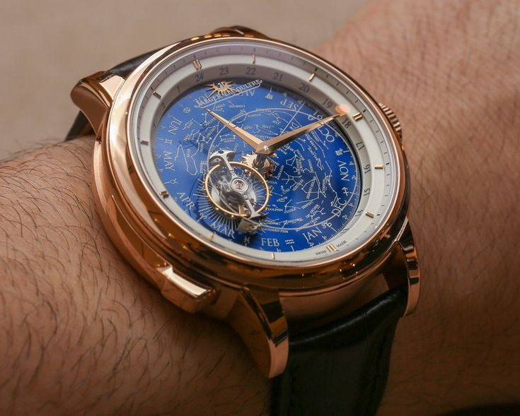 Jaeger-LeCoultre Master Grand Tradition Grand Complication Watch