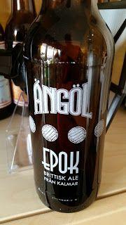 woom.one - Whisky Öl & Mat: Ängöl Epok - Brittisk Ale