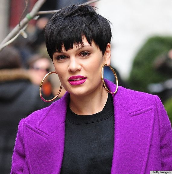 jessie j - I'm almost there now. Just waiting for the front part to grow back.