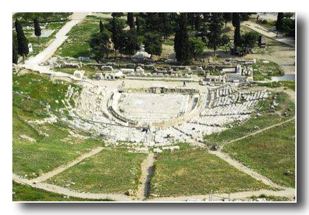 Teatro di Dioniso, V sec.