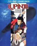 Lupin the 3rd: Voyage to Danger [Blu-ray/DVD] [2 Discs] [Eng/Jap] [1993]