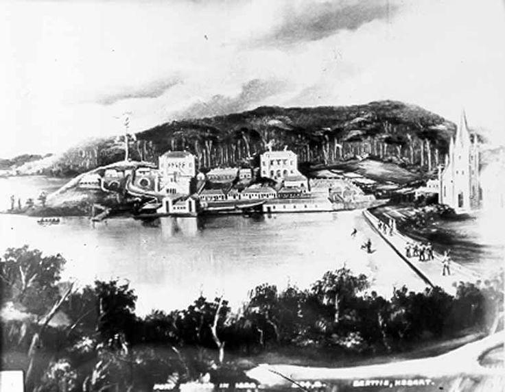 1838_PortArthurConvict settlement