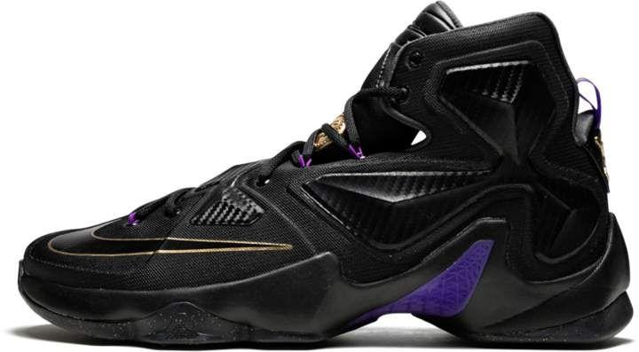 Nike Lebron 13 Pot Of Gold 807219 007 Sneakers Men Fashion Nike Lebron Ballin Shoes