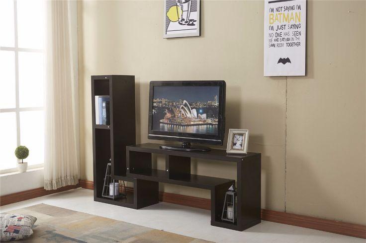 #livingroom #TVstand #blackstand #blocktvstand #storeage