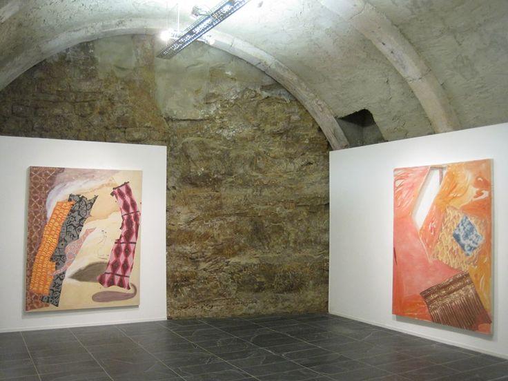 Lauren Luloff Artist Paintings Exhibition Galerie Bernard Ceysson Luxembourg
