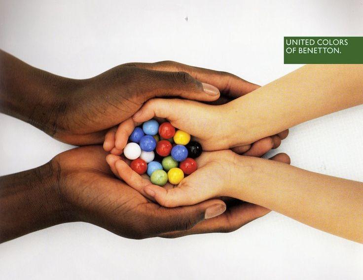 50 anos, 50 imagens de campanhas Benetton