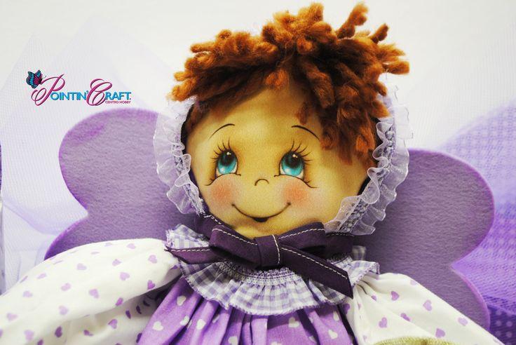 http://www.pointincraft.eu/it/bambole-fate-gnomi/3236-kit-bambolina-della-lavanda.html  #cucito  #faidate #bamboladipezza #bambola #dolls #ragdoll