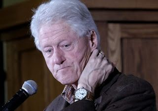 Bill Clinton dying of cancer