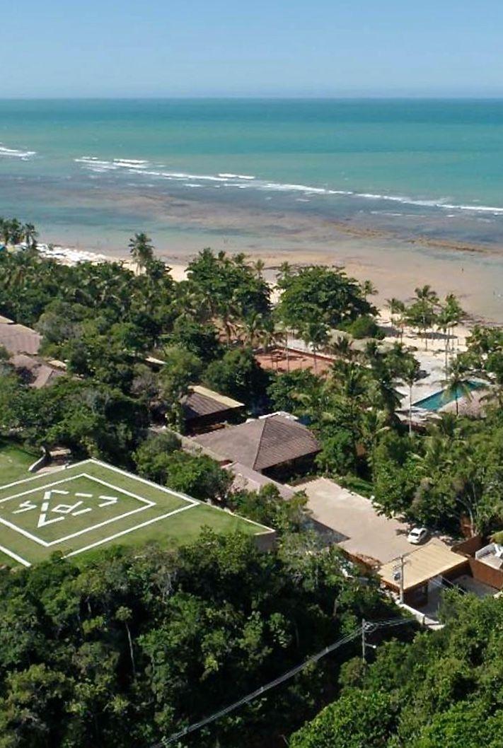Arraial Dajuda Praia De Pitinga 46 Suites Luxo E Super Luxo