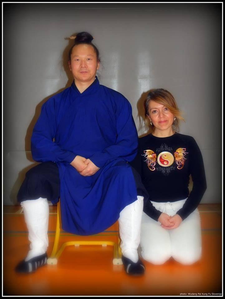 Workshop with Master Yuan Limin. Wudang Pai Taichi style.