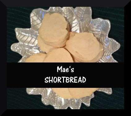 Mae's Shortbread