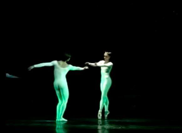 Сцена из балета.