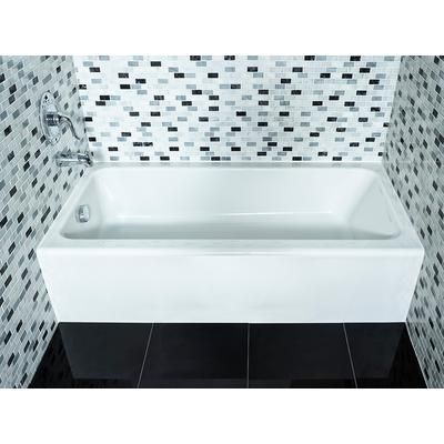American Standard Mainstream Acrylic Right Hand Bathtub