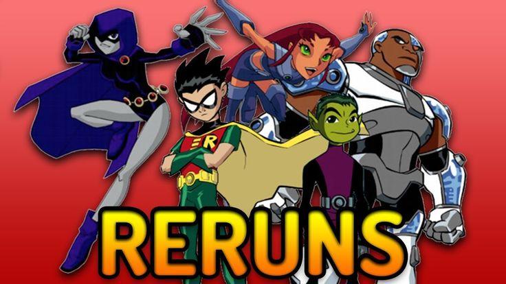 OG Teen Titans RETURNS to Cartoon Network's Schedule!