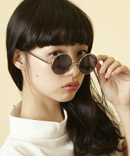 MEMENTISM(メメントイズム)のME,18W 丸めがね サングラス 丸眼鏡 伊達メガネ