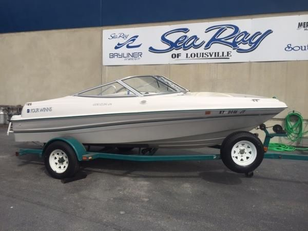 Used 1997 Four Winns 17 Horizon Qx, Cincinnati, Oh - 45226 - BoatTrader.com