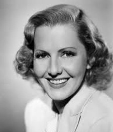 Jean arthur 1930s and 1940s on pinterest