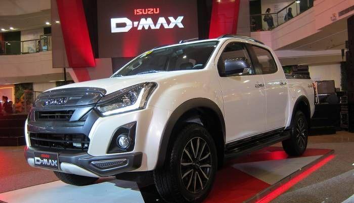 شاحنة إيسوزو دي ماكس Isuzu D Max Ls A 2020 تصميم أسعار صور Isuzu D Max Suv Suv Car