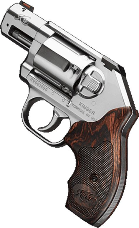Kimber's Got New Revolvers, Concealed-Carry and Limited Edition Guns
