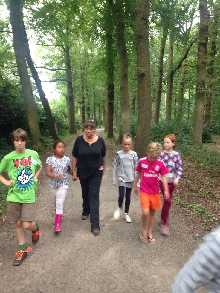 Kindertraining september 2016