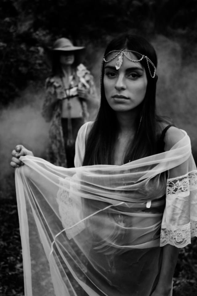 A similar look to the gypsies in Gypsy Rendered
