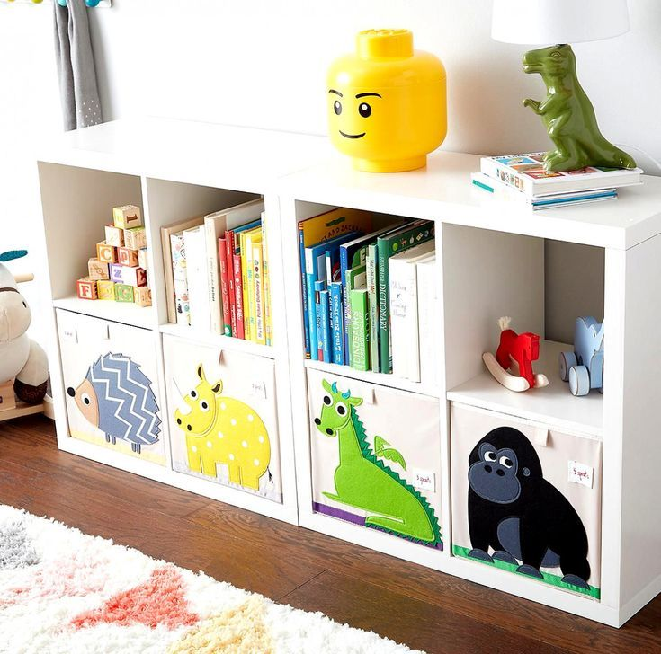 3 Sprouts Kids Toy Chest Large Storage for Boys and Girls Room