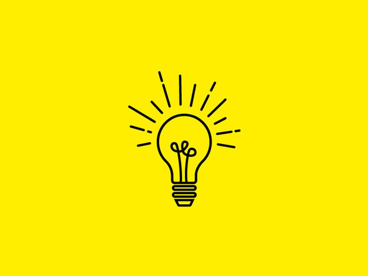 Light bulb icon design by Incandescent Creative